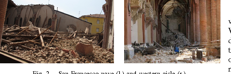 Rescue robots at earthquake-hit Mirandola, Italy: A field report ...