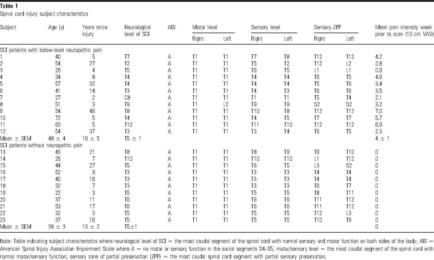 Figure 2 from Brain anatomy changes associated with persistent ...