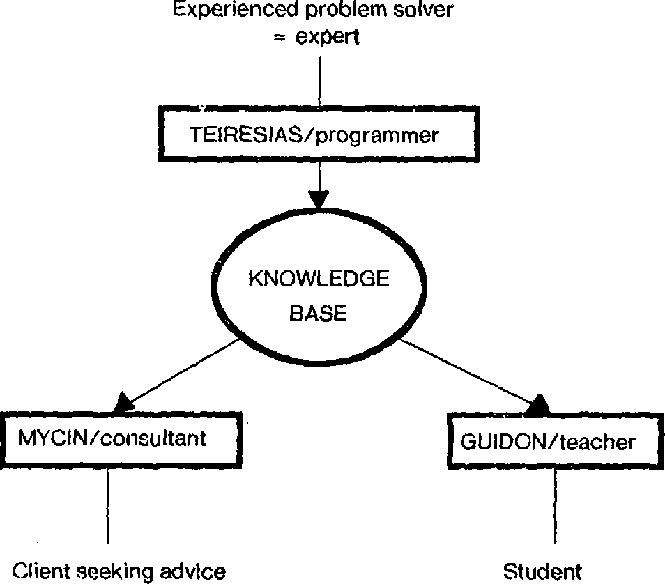 Knowledge-Based Tutoring: The GUIDON Program