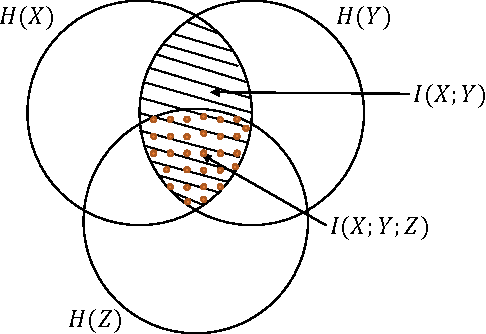 Figure 1 for Interaction Information for Causal Inference: The Case of Directed Triangle