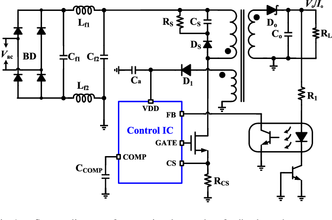 figure 1 from a high cc ac u2013dc converter based on cable and inductance compensation