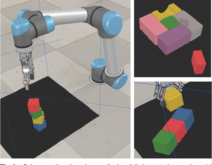 "Figure 1 for ""Good Robot!"": Efficient Reinforcement Learning for Multi-Step Visual Tasks via Reward Shaping"
