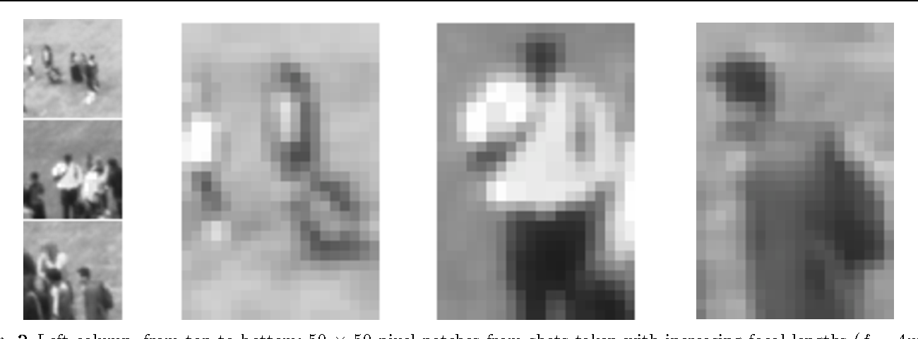 Figure 3 for Hybrid Focal Stereo Networks for Pattern Analysis in Homogeneous Scenes