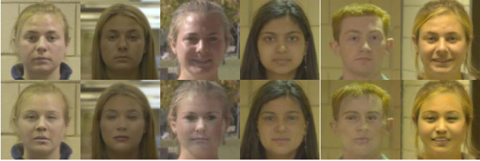 Figure 3 for IdentityDP: Differential Private Identification Protection for Face Images