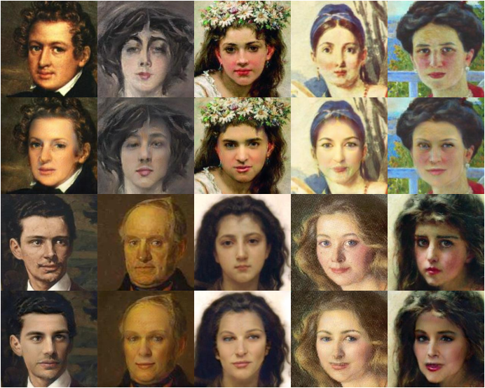 Figure 4 for IdentityDP: Differential Private Identification Protection for Face Images