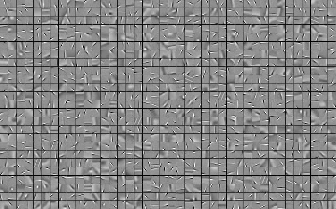 Figure 4 for Efficient Learning of Sparse Invariant Representations