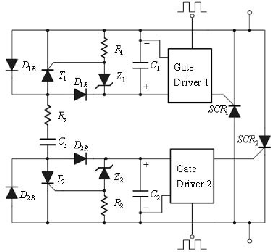 Circuit Diagram Of Ac Power Control With Thyristor Using Pic