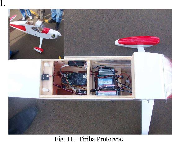 Fig. 11. Tiriba Prototype.