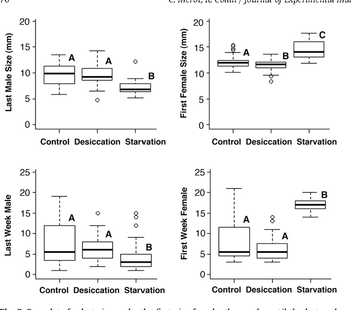 Effects of stress on sex