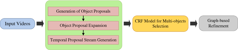 Figure 1 for Temporally Object-based Video Co-Segmentation