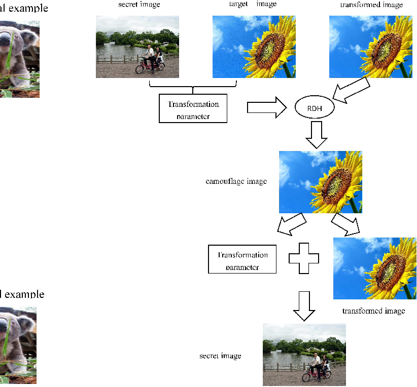 Figure 4 for Emerging Applications of Reversible Data Hiding
