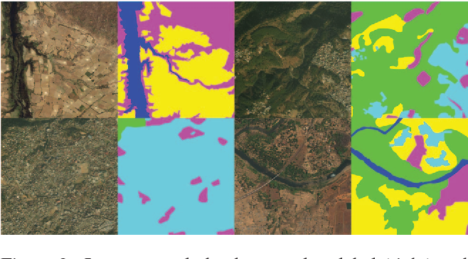 Figure 4 for DeepGlobe 2018: A Challenge to Parse the Earth through Satellite Images
