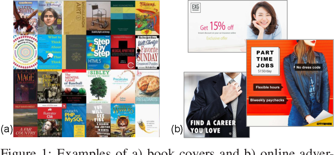 Figure 1 for Serif or Sans: Visual Font Analytics on Book Covers and Online Advertisements