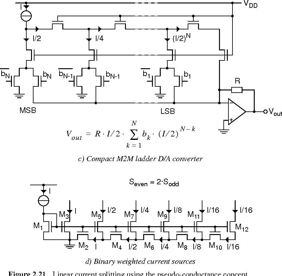 Chapter 1 2 Cmos Low Power Analog Circuit Design Semantic Scholar Principles For Lowvoltage Lowpower Integrated Circuits