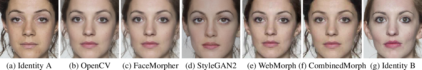 Figure 3 for Vulnerability Analysis of Face Morphing Attacks from Landmarks and Generative Adversarial Networks
