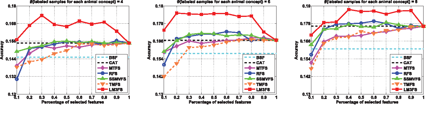 Figure 2 for Large Margin Multi-modal Multi-task Feature Extraction for Image Classification