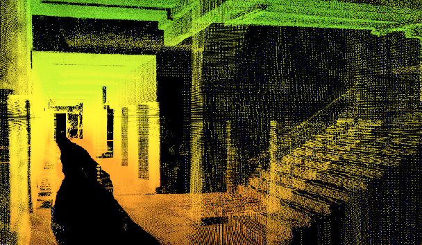 Figure 1 from TUMindoor: An extensive image and point cloud dataset