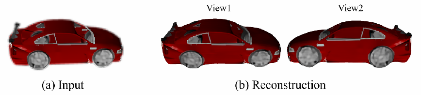 Figure 3 for Ladybird: Quasi-Monte Carlo Sampling for Deep Implicit Field Based 3D Reconstruction with Symmetry
