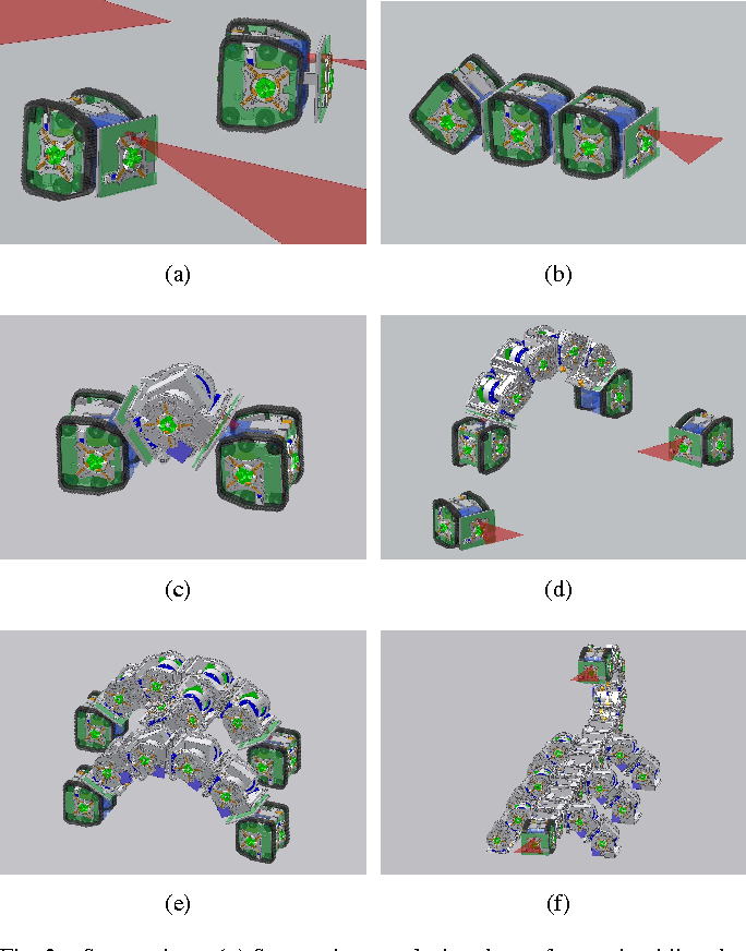 Figure 3 for Multi-Robot Organisms: State of the Art