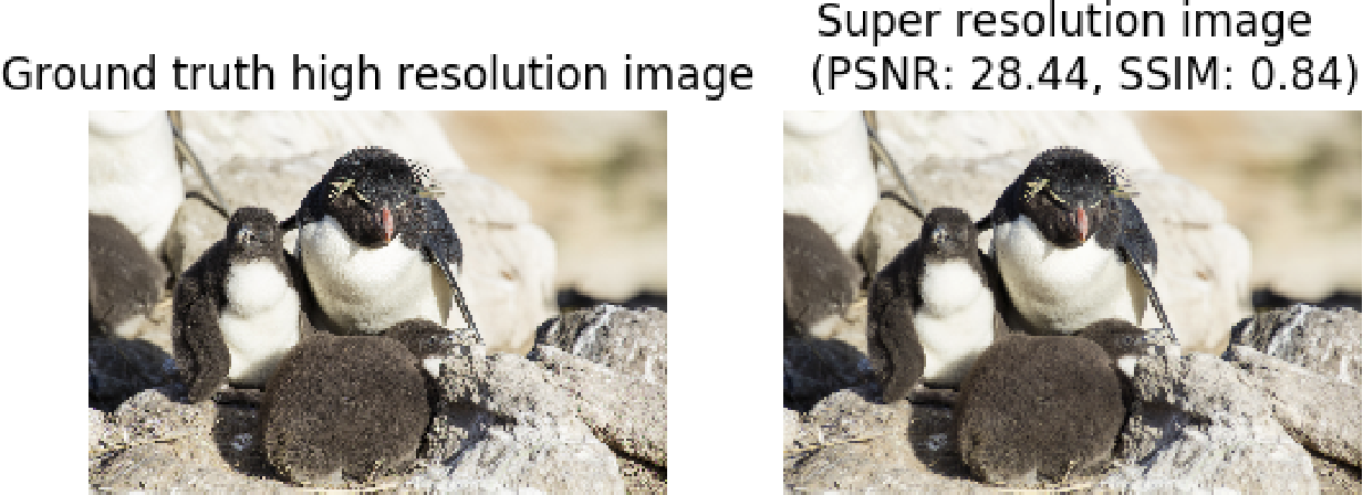 Figure 3 for Adaptive Loss Function for Super Resolution Neural Networks Using Convex Optimization Techniques