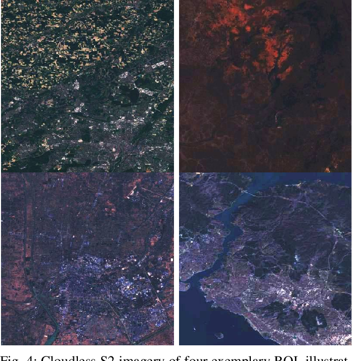 Figure 4 for Multi-Sensor Data Fusion for Cloud Removal in Global and All-Season Sentinel-2 Imagery