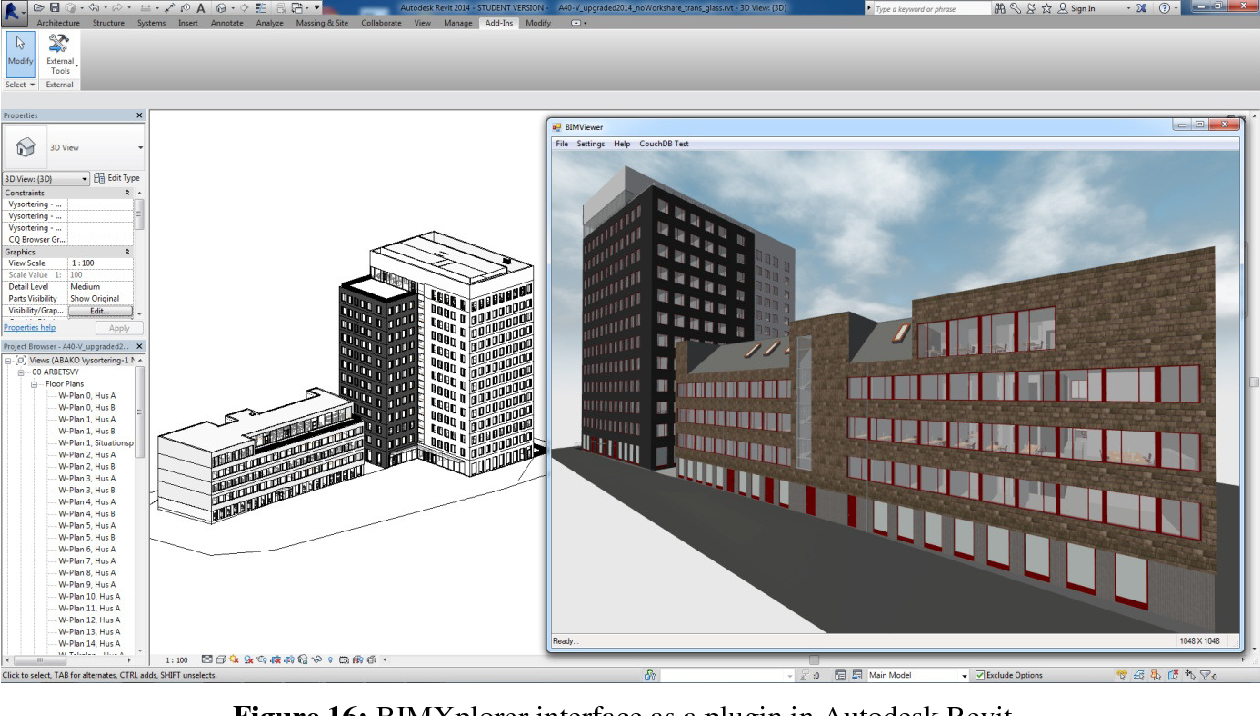 Figure 16 from From BIM to VR - The design and development of