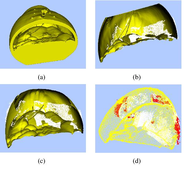 Figure 4 for SLAM based Quasi Dense Reconstruction For Minimally Invasive Surgery Scenes