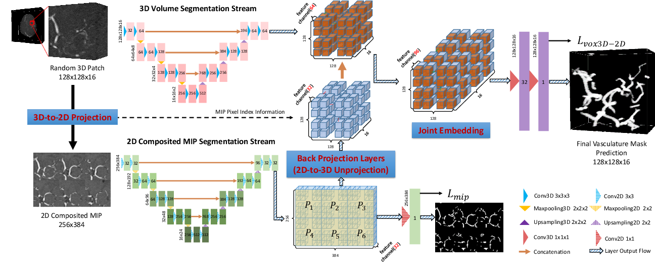 Figure 3 for VC-Net: Deep Volume-Composition Networks for Segmentation and Visualization of Highly Sparse and Noisy Image Data
