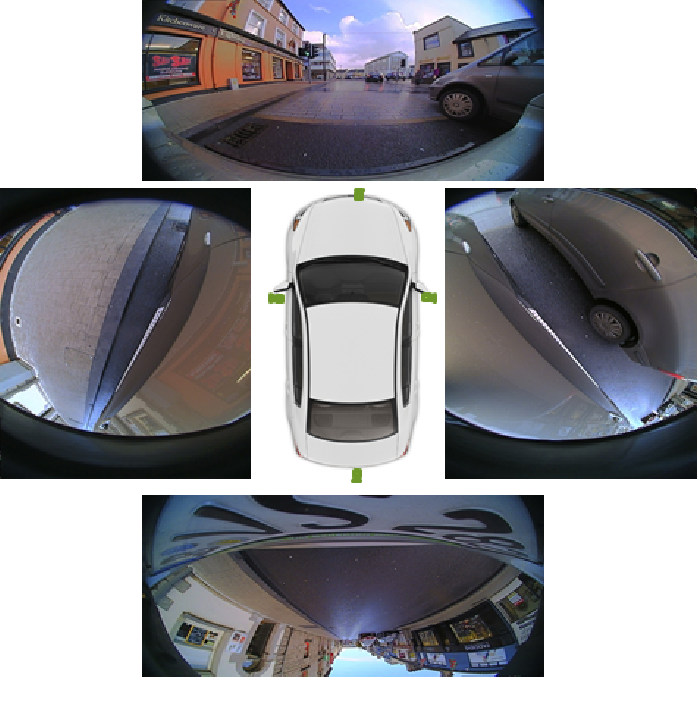 Figure 2 for Computer vision in automated parking systems: Design, implementation and challenges