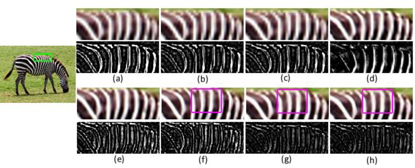 Figure 4 for Local Patch Encoding-Based Method for Single Image Super-Resolution
