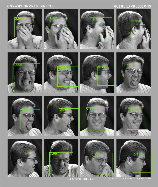 Figure 3 for Multi-view Face Detection Using Deep Convolutional Neural Networks