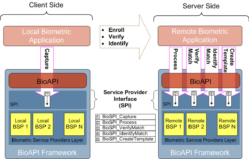 An Open Source Java Framework for Biometric Web Authentication Based