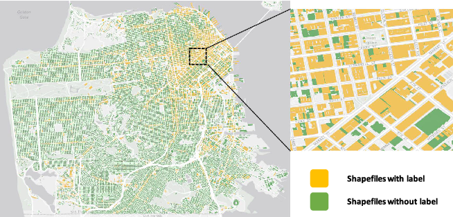 Figure 2 for Fine-Grained Land Use Classification at the City Scale Using Ground-Level Images
