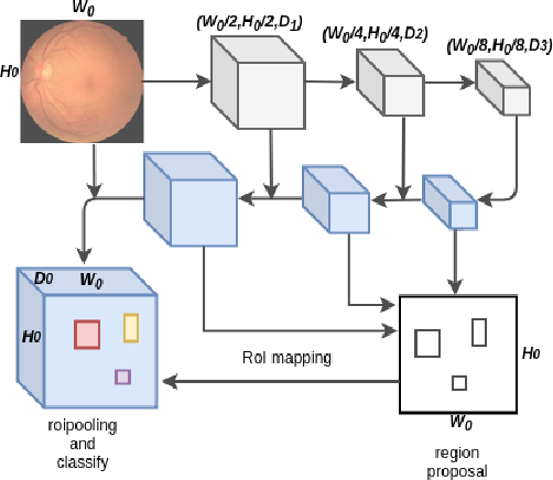 Figure 3 for Mini Lesions Detection on Diabetic Retinopathy Images via Large Scale CNN Features