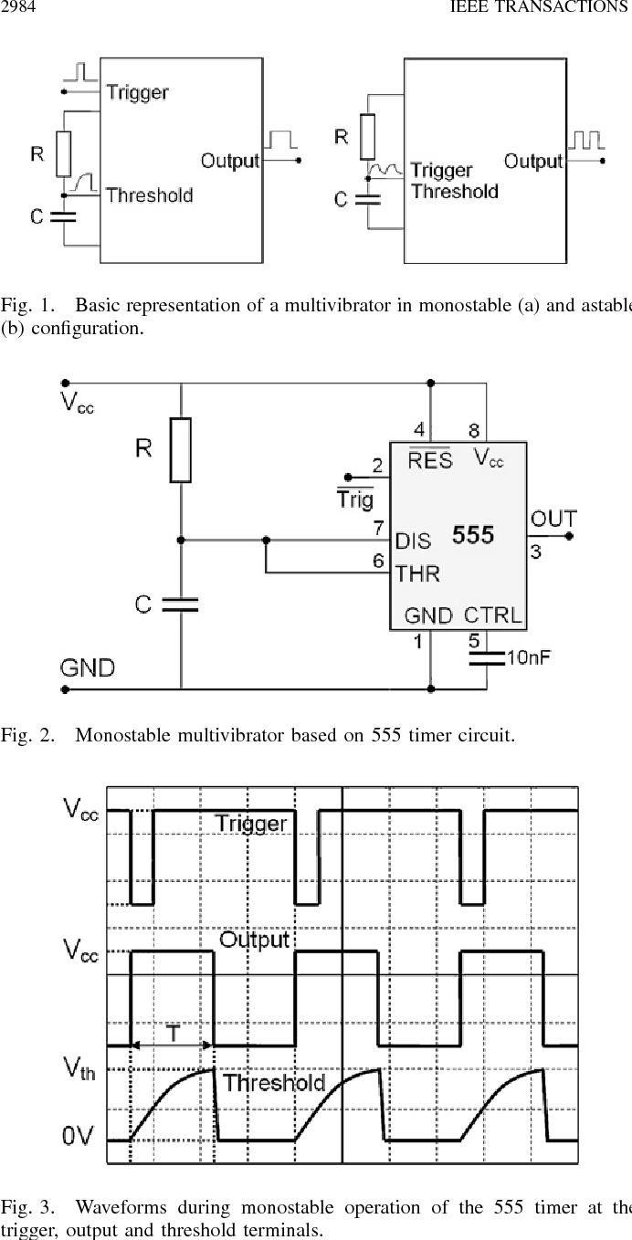 Simple Interface For Resistive Sensors Based On Pulse Width 555 Timer As An Astable And Monostable Multivibrator Modulation Semantic Scholar