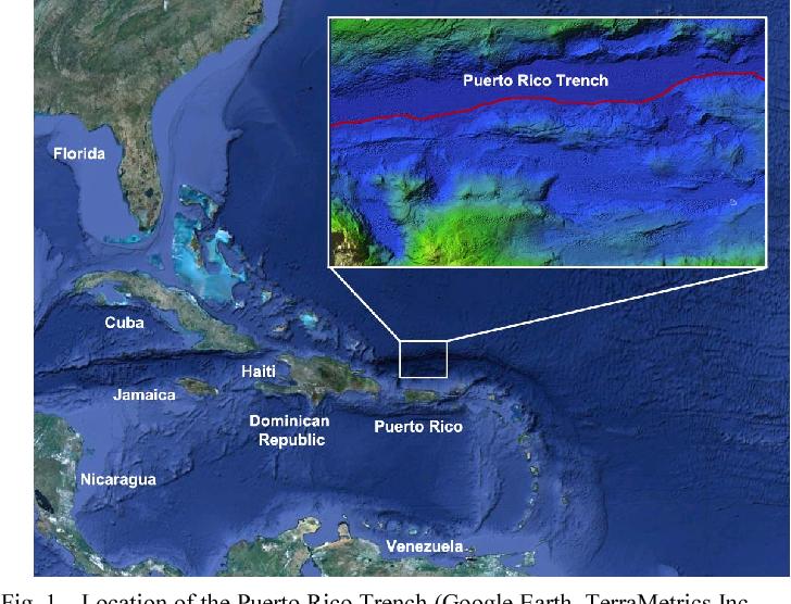 Ultradeep Sea Exploration In The Puerto Rico Trench Semantic Scholar