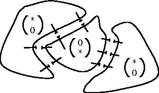 Figure 3 for Interpreting Graph Cuts as a Max-Product Algorithm