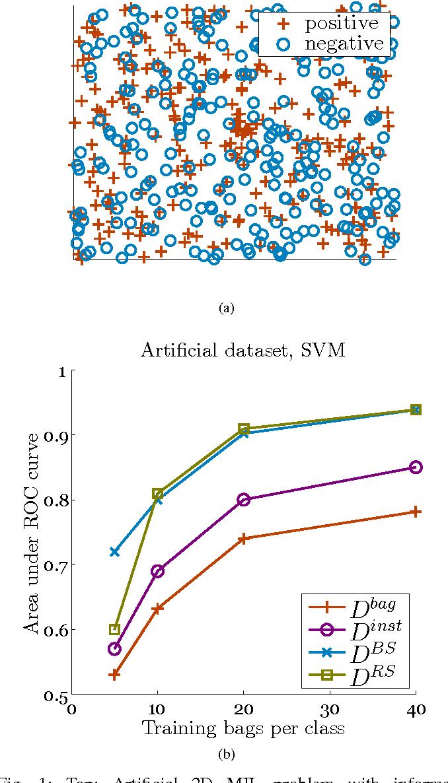 Figure 1 for Dissimilarity-based Ensembles for Multiple Instance Learning