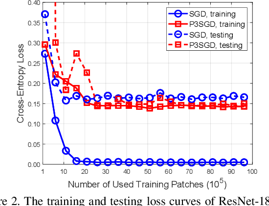 Figure 3 for P3SGD: Patient Privacy Preserving SGD for Regularizing Deep CNNs in Pathological Image Classification