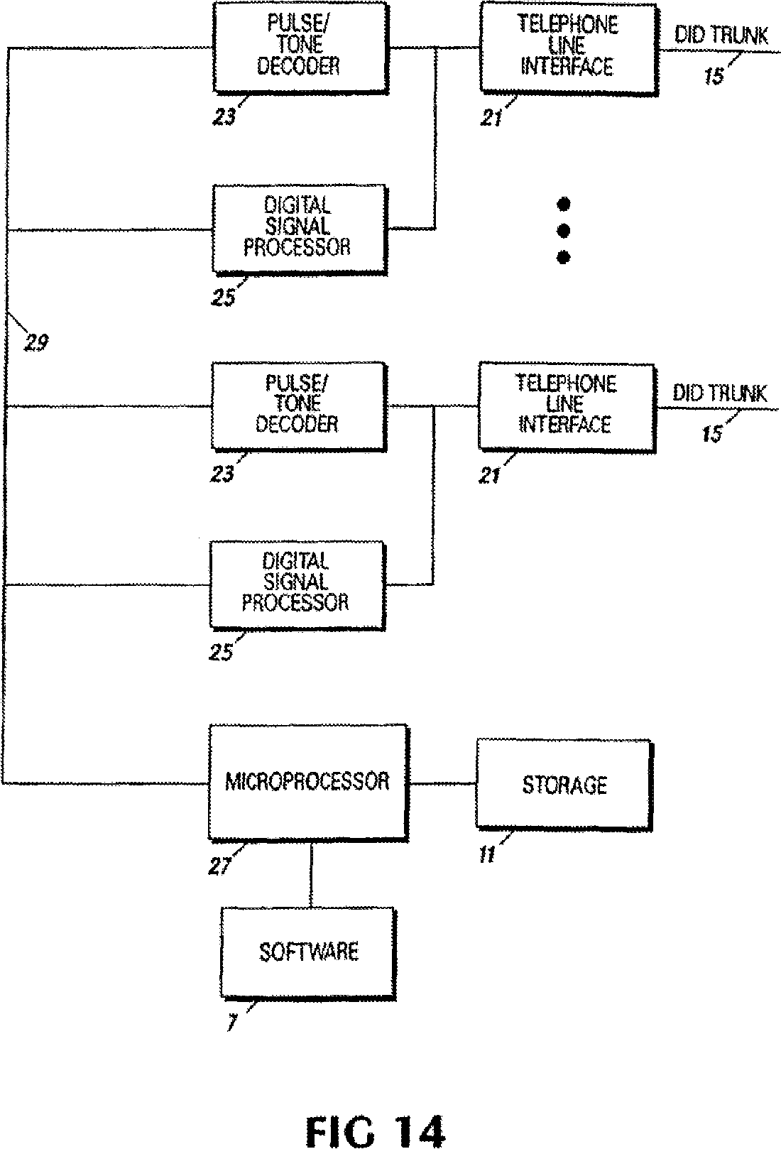 Figure 14 from United States Patent Bobo , II ( 54 ) SYSTEMS AND