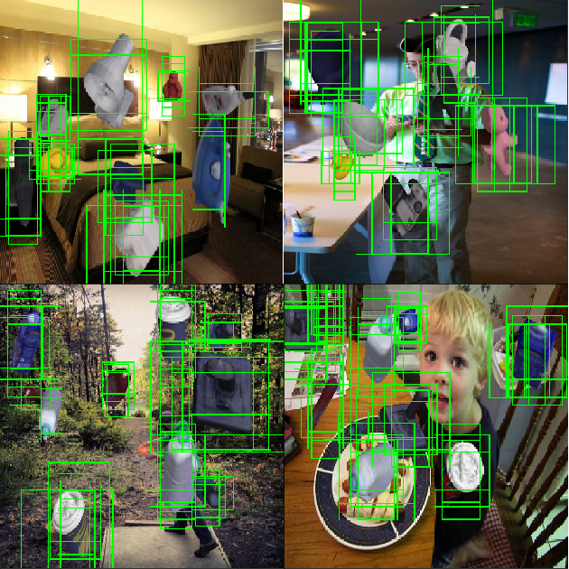 Figure 3 for SSD-6D: Making RGB-based 3D detection and 6D pose estimation great again