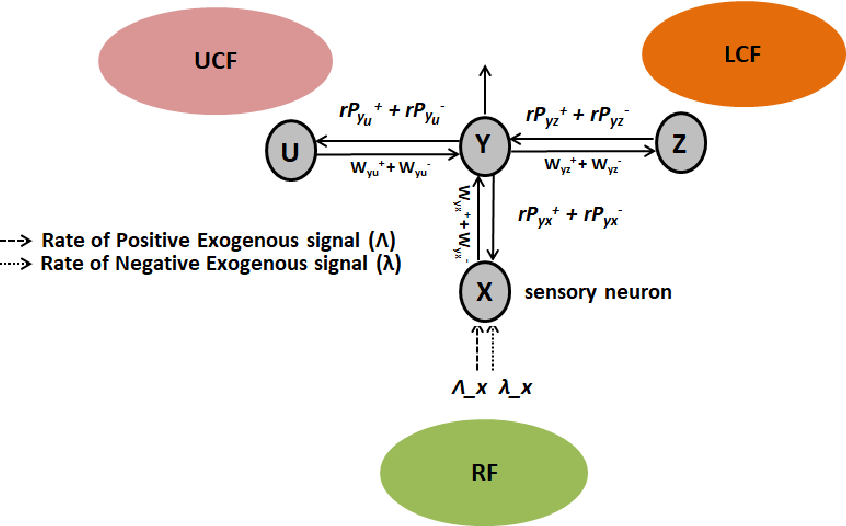 Figure 3 for Role of Awareness and Universal Context in a Spiking Conscious Neural Network (SCNN): A New Perspective and Future Directions