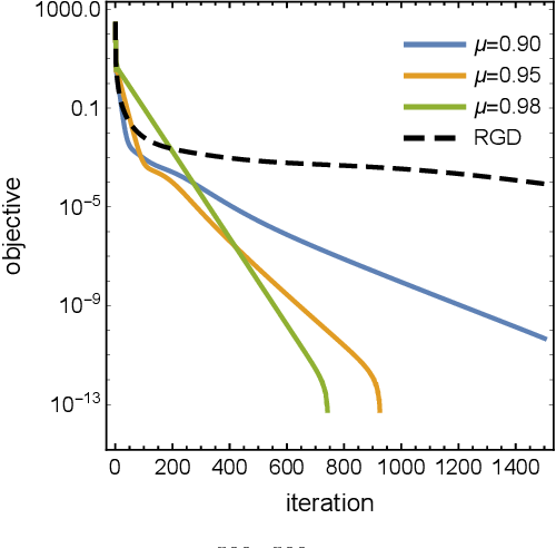 Figure 4 for Optimization on manifolds: A symplectic approach