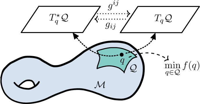 Figure 1 for Optimization on manifolds: A symplectic approach