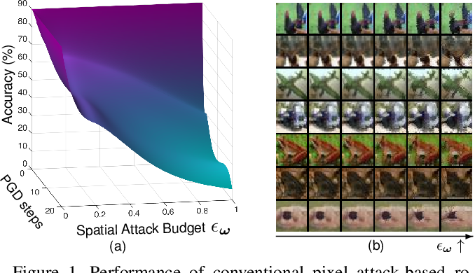 Figure 1 for Joint Adversarial Training: Incorporating both Spatial and Pixel Attacks