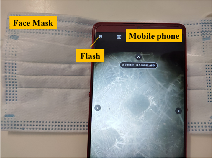 Figure 3 for Face Mask Assistant: Detection of Face Mask Service Stage Based on Mobile Phone