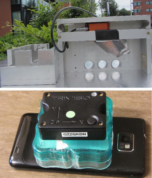Figure 3 for Magnetometer calibration using inertial sensors