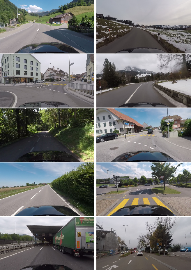 Figure 1 for Winning the ICCV 2019 Learning to Drive Challenge