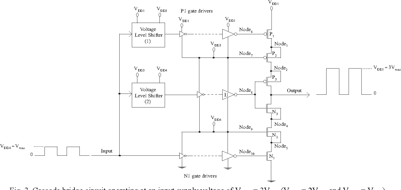 High Input Voltage Step Down Dc Converters For Integration In A Mos Transistors 8211 Operation Low Cmos Process Semantic Scholar