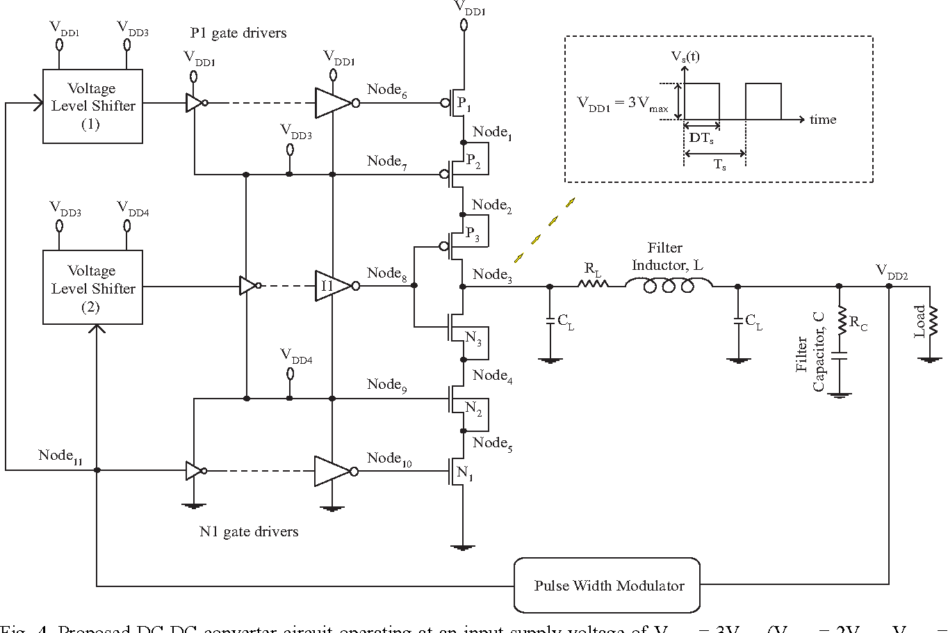 Figure 4 from High input voltage step-down DC-DC converters for